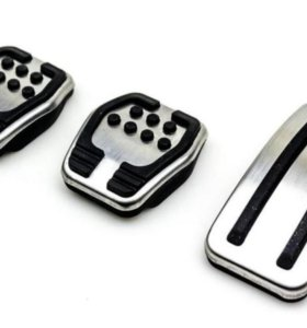 Накладки на педали Ford Focus 2-3