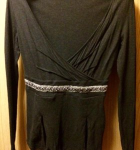 MAX&Co свитер- блуза 40-42р