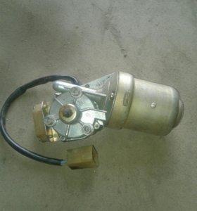 Моторчик на стеклоочиститель ВАЗ