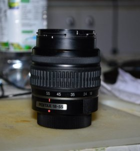 фотообъектив Pentax DAL 18-55/3.5-5.6