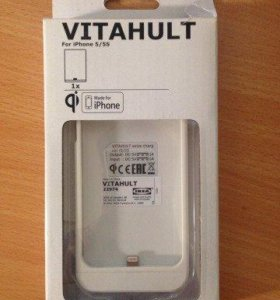 Ikea Vitahult For iPhone 5 / 5S