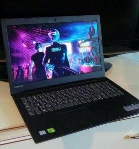 Новый мощный игровой ультрабук Lenovo
