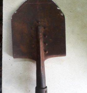 Сапернная лопата