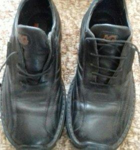 Туфли детские . 37 размер. Кожа натуральная