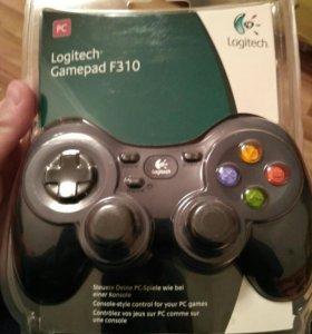 Новый джойстик Logitech G Gamepad F310
