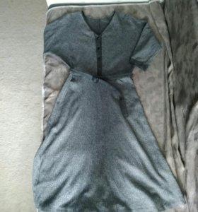 Обмен Новое платье шерсть 44-46