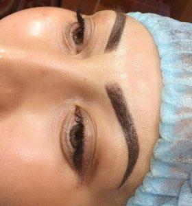Перманентный макияж Татуаж Оренбург