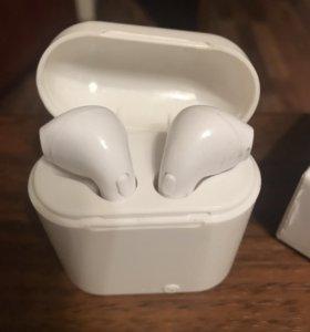 Гарнитура Airpods Bluetooth
