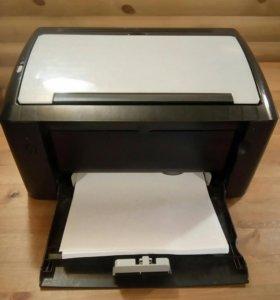 Принтер лазерный Canon б/у