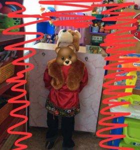 Новогодний костюм «Русский медведь»