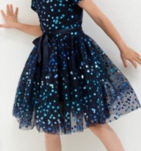 Платье на девочку (р104)