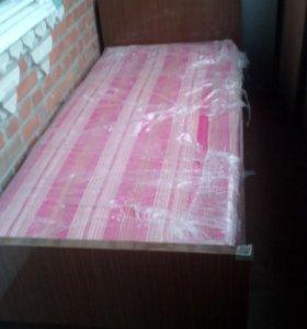 Кровати новые матрасы