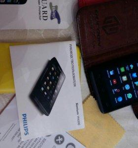Телефон PHILIPS W6500