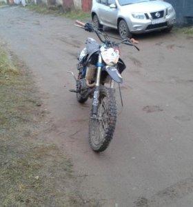 BSE 250cc (возможен обмен)