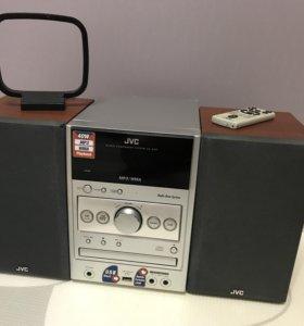Музыкальный центр JVC UX-G39