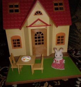 Дом Марии Sylvanian Families