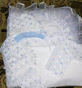 Одеяло -конверт на выписку