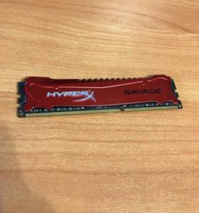 Kingston HyperX FURY Red Series 8gb