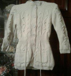 Вязанное пальто Old Navy