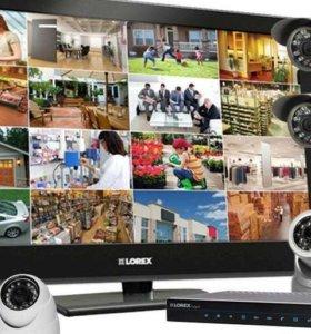 Видеонаблюдение для бизнеса