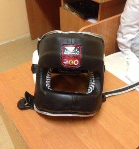 Боксёрский шлем BADBOY