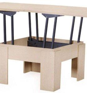 Стол-трансформер-1 ВЭБ Мебель