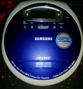 CD mp3 плеер Samsung