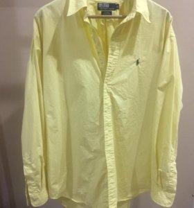 рубашка Polo Ralph Lauren cotton original