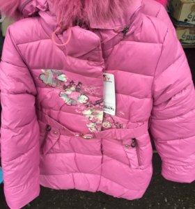 НОВЫЕ Куртки зимние