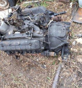 Двигатель га3 53