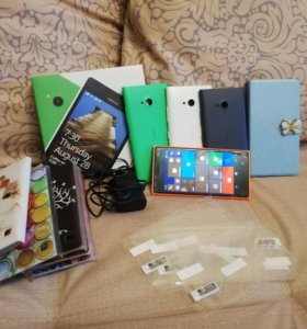 Телефон Nokia Lumia 730 dual sim