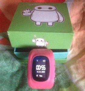 Часы телефон700