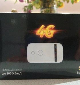 Wi fi 4G модем Билайн