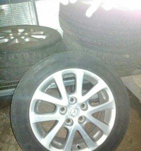 R16 колеса