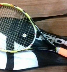 Теннисная ракетка с чехлом