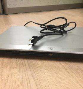 DVD плеер LG DV654XS