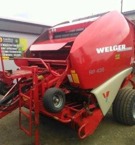 Пресс-подборщик Welger RP 435