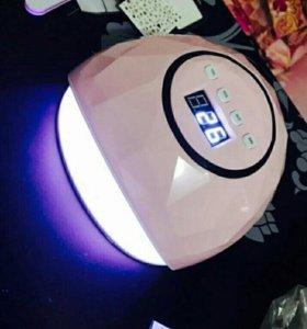 Новая LED/UV лампа 72W