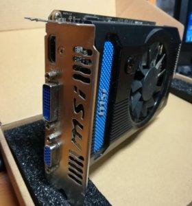 Видеокарта NVIDIA MSI GeForce GT 640 (2GB)