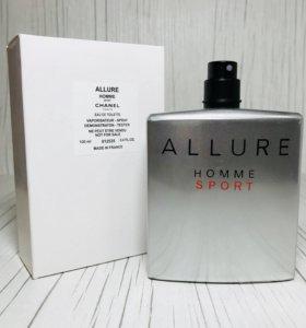 "Тестер Chanel ""Allure Homme Sport"" 100 ml"