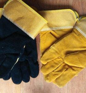 Перчатки зимние для работы