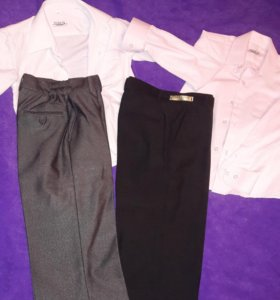 Брюки рубашки одежда для мальчика