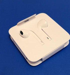 Apple EarPods Lightning с переходником 3.5мм