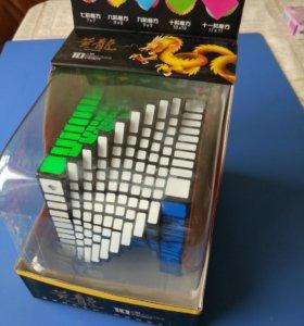 Кубик Рубика 10х10х10 Yuxin