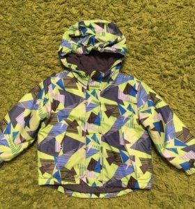 Куртка демисезонная  86-92