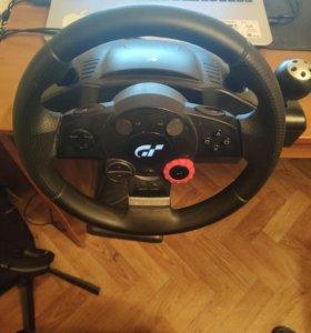 Logitech driving force 900