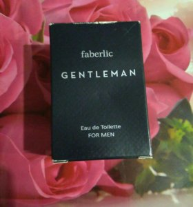 GENTELMAN от Faberlic