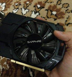 Игровая видеокарта AMD 1GB GDDR5.