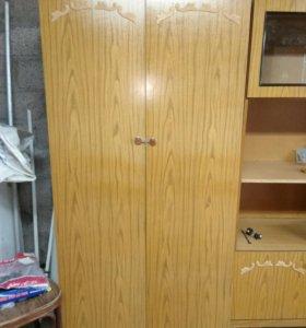 "Шкафы (секции) от мебельного гарнитура ""Челим"""