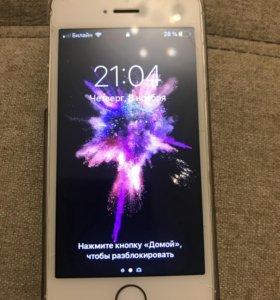 Айфон 5s gold 16gd